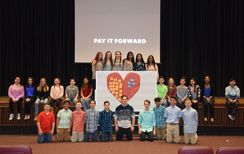 Pay It Forward photo