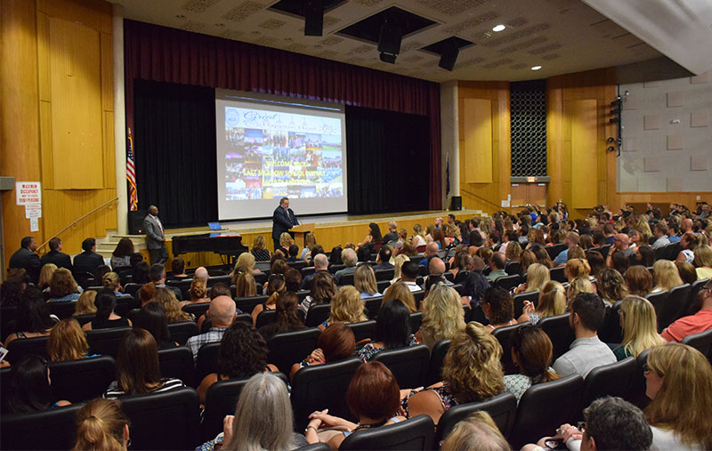 District hosts Superintendent's Conference Day photo
