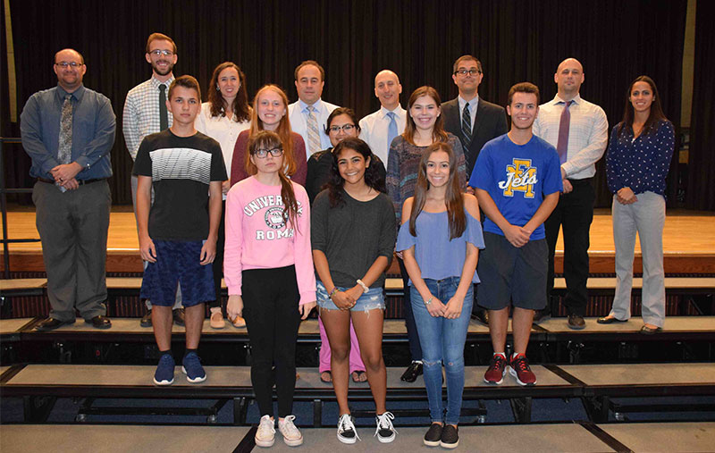 East Meadow Students Selected For NYSSMA All-State photo
