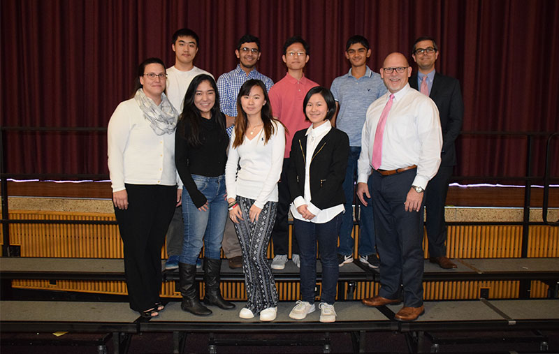 East Meadow Students Named LISFA Performers photo