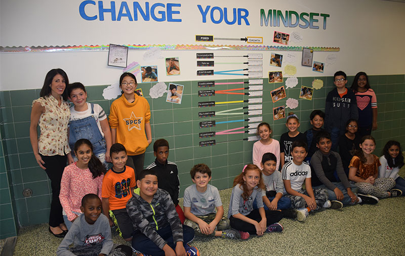 Meadowbrook students adopt a new mindset photo