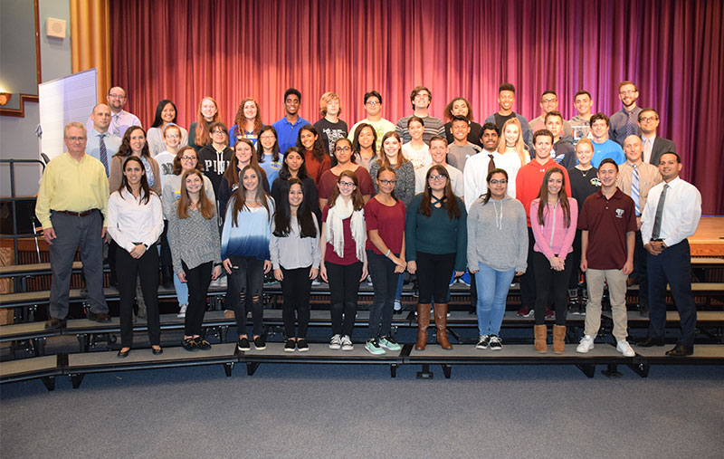 East Meadow Students Named All-County Musicians photo