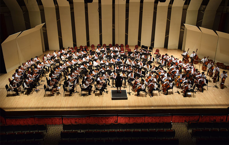 Student-Musicians Shine at District Music Festival pic