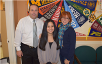 East Meadow HS Sophomore Named HOBY Ambassador photo