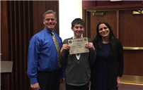East Meadow Eighth-Graders Conquer Geography Bee