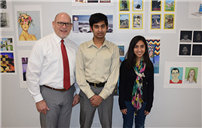 Two W.T. Clarke High School Seniors Named National Merit Finalists photo thumbnail87127
