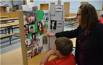 Bowling Green students explore their heritage photo