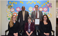 District Receives Excellence Award in Financial Reporting photo