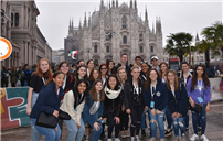 EMHS Students Explore the World Abroad photo