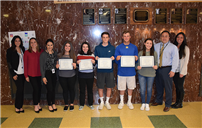 Students Recognized as Future Leaders photo