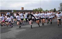 East Meadow Holds Ninth Annual 'Run with the Rams' Photo