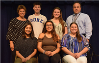 East Meadow Youth Leaders Recognized photo