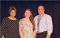 EMHS Future Teacher Wins Scholarships photo