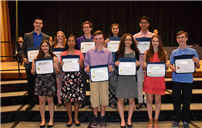 East Meadow Honors Artistic Accomplishments, Musical Milestones and Exemplary Character of Students Photo