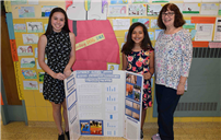 W.T. Clarke MS Duo Advances to State Science Congress Photo thumbnail78098