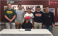 W.T. Clarke Seniors Make College Commitments With NLIs photo thumbnail96192