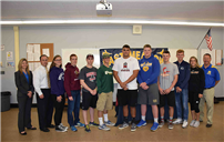 10 EMHS Student-Athletes Sign Letters of Intent Photo