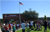Flag Day Saluted At Parkway Elementary photo