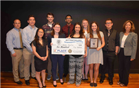 East Meadow Places Second in Nassau County Comptroller's High School Business Challenge Photo