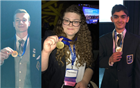 Clarke HS DECA Team Earns Top Honors at ICDC Photo