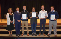Clarke's Simplastic Takes First Place at JANY Business Plan Competition Photo