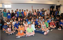 Meadowbrook Students Receive Visit From Assemblyman McKevitt Photo