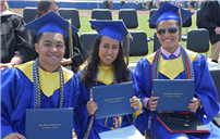 East Meadow Class of 2018 Shines at Graduation photo