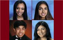 Meet The East Meadow Class of 2017 Valedictorians And Salutatorians Photo