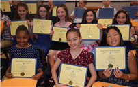 District Fifth-Graders Move Towards Middle School photo