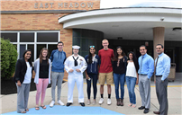East Meadow Social Studies Honor Society Raises Funds For Worthy Causes Photo
