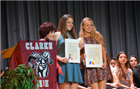 Classes of 2017 Honored For Academic Excellence Photo