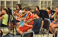 Summer Music Fills East Meadow Hallways photo