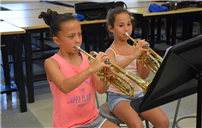 Making Melody In East Meadow Photo