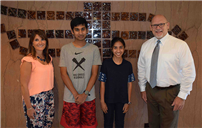 W.T. Clarke High School Seniors Named National Merit Semifinalists photo