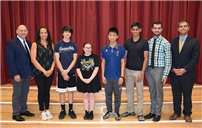 Six East Meadow Students Selected to NYSSMA All-State photo  thumbnail101523