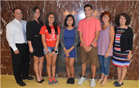 East Meadow High School Seniors Named National Hispanic Scholars photo