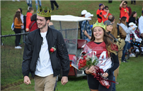 W.T. Clarke Homecoming Exciting from Start to Finish photo
