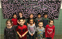 Meadowbrook Takes Red Ribbon Week Pledge photo