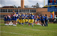 East Meadow High School Jets Soar At Homecoming photo