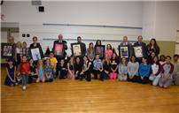 District Recognizes Principals, Board of Education During Communication Meeting photo