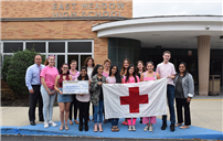 East Meadow HS Students Host Fundraisers For Hurricane Harvey Victims photo  thumbnail84551