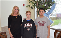 WTCMS Students Qualify for National History Bee photo
