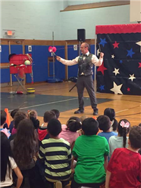 Bowling Green Elementary Shows Off Circus Skills photo 2