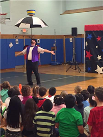 Bowling Green Elementary Shows Off Circus Skills photo 3