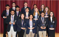 Clarke HS DECA Team Earns Top Honors at ICDC Photo 2