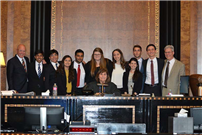 Clarke HS Mock Trial Team Wins Championship Photo 2