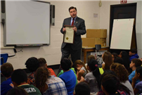 Meadowbrook Students Receive Visit From Assemblyman McKevitt Photo 2