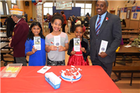 Barnum Woods Fourth-Graders Honor Veterans photo 2