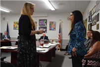 East Meadow Board of Education Holds Reorganization Meeting Photo 3