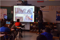 Bowling Green Students Receive Visit from Conservation Biologist photo 2